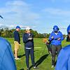 9/28/21 4:52:40 PM Hamilton College Men's and Women's Golf at the Bob Simon Golf Center, Hamilton College, Clinton, NY<br /> <br /> Photo by Josh McKee