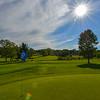 9/28/21 4:28:44 PM Hamilton College Men's and Women's Golf at the Bob Simon Golf Center, Hamilton College, Clinton, NY<br /> <br /> Photo by Josh McKee