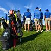 9/28/21 4:53:46 PM Hamilton College Men's and Women's Golf at the Bob Simon Golf Center, Hamilton College, Clinton, NY<br /> <br /> Photo by Josh McKee