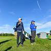 9/28/21 4:52:10 PM Hamilton College Men's and Women's Golf at the Bob Simon Golf Center, Hamilton College, Clinton, NY<br /> <br /> Photo by Josh McKee