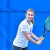 9/30/21 4:35:28 PM Hamilton College Men's and Women's Tennis Practice at the Tietje Family Tennis Center, Hamilton College, Clinton, NY<br /> <br /> Photo by Josh McKee