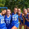 Team<br /> <br /> 9/26/21 12:53:19 PM Field Hockey: Connecticut College v Hamilton College at Goodfriend Field, Hamilton College, Clinton, NY<br /> <br /> Final:  Conn 1    Hamilton 3<br /> <br /> Photo by Josh McKee