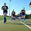 Team<br /> <br /> 9/16/21 4:20:45 PM Field Hockey: St. Lawrence University v Hamilton College at Goodfriend Field, Hamilton College, Clinton, NY<br /> <br /> Final: St. Lawrence 1   Hamilton 4<br /> <br /> Photo by Josh McKee
