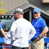 Hamilton College head coach Dave Murray<br /> <br /> 9/18/21 11:11:36 AM Football:  Bowdoin College v Hamilton College at Steuben Field, Hamilton College, Clinton, NY<br /> <br /> Final:  Bowdoin 7    Hamilton 16<br /> <br /> Photo by Josh McKee