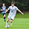 Hamilton College M Sam Webber (11)<br /> <br /> 9/21/21 4:36:09 PM Men's Soccer: Ithaca College v Hamilton College at Love Field, Hamilton College, Clinton, NY<br /> <br /> Final: Ithaca 1     Hamilton 1<br /> <br /> Photo by Josh McKee