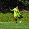 Hamilton College goalkeeper Ben Ziegler (1)<br /> <br /> 9/25/21 2:01:06 PM Men's Soccer: Middlebury College v Hamilton College at Love Field, Hamilton College, Clinton, NY<br /> <br /> Final: Middlebury  1  Hamilton 0<br /> <br /> Photo by Josh McKee