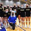 Team<br /> <br /> 10/1/21 6:46:23 PM Women's Volleyball:  Tufts University vs Hamilton College, at Margaret Bundy Scott Field House, Hamilton College, Clinton, NY<br /> <br /> Photo by Josh McKee