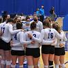 Team<br /> <br /> 9/13/21 6:27:00 PM Women's Volleyball:  Utica College vs Hamilton College, at Margaret Bundy Scott Field House, Hamilton College, Clinton, NY<br /> <br /> Final: Utica 1   Hamilton 3<br /> <br /> Photo by Josh McKee