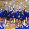 Team<br /> <br /> 9/13/21 6:18:19 PM Women's Volleyball:  Utica College vs Hamilton College, at Margaret Bundy Scott Field House, Hamilton College, Clinton, NY<br /> <br /> Final: Utica 1   Hamilton 3<br /> <br /> Photo by Josh McKee