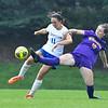 Hamilton College M Katie Powell (11)<br /> <br /> 9/8/21 4:01:34 PM Women's Soccer:  #12 Williams College vs Hamilton College, at Love Field, Hamilton College, Clinton NY<br /> <br /> Final:  #12 Williams 1    Hamilton 1<br /> <br /> Photo by Josh McKee
