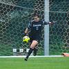 Hamilton College goalkeeper Caity Smith (0)<br /> <br /> 9/8/21 4:05:16 PM Women's Soccer:  #12 Williams College vs Hamilton College, at Love Field, Hamilton College, Clinton NY<br /> <br /> Final:  #12 Williams 1    Hamilton 1<br /> <br /> Photo by Josh McKee