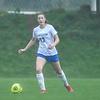 Hamilton College defender Shayna Polsky (27)<br /> <br /> 9/8/21 4:08:18 PM Women's Soccer:  #12 Williams College vs Hamilton College, at Love Field, Hamilton College, Clinton NY<br /> <br /> Final:  #12 Williams 1    Hamilton 1<br /> <br /> Photo by Josh McKee