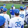Hamilton College head coach Tim Byrnes, Team<br /> <br /> 4/17/21 1:28:52 PM Baseball: Amherst College v Hamilton College at Loop Road Baseball/Softball Complex, Hamilton College, Clinton, NY<br /> <br /> Game 1:  Amherst  4    Hamilton  7<br /> Game 2:  Amherst  3    Hamilton  1<br /> <br /> Photo by Josh McKee