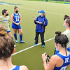 Hamilton College head coach Missy Mariano, Team<br /> <br /> 4/28/21 5:25:59 PM Field Hockey: Hamilton College Blue/White Scrimmage at Goodfriend Field, Hamilton College, Clinton, NY<br /> <br /> Final: White 3    Blue 2<br /> <br /> Photo by Josh McKee