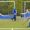 Hamilton College head coach Missy Mariano, Team<br /> <br /> 4/28/21 5:27:52 PM Field Hockey: Hamilton College Blue/White Scrimmage at Goodfriend Field, Hamilton College, Clinton, NY<br /> <br /> Final: White 3    Blue 2<br /> <br /> Photo by Josh McKee