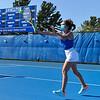 4/23/21 5:02:31 PM Hamilton College Men's and Women's Tennis Practice at the Tietje Family Tennis Center, Hamilton College, Clinton, NY<br /> <br /> Photo by Josh McKee