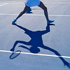 4/23/21 5:07:04 PM Hamilton College Men's and Women's Tennis Practice at the Tietje Family Tennis Center, Hamilton College, Clinton, NY<br /> <br /> Photo by Josh McKee