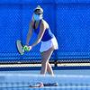 4/23/21 5:09:55 PM Hamilton College Men's and Women's Tennis Practice at the Tietje Family Tennis Center, Hamilton College, Clinton, NY<br /> <br /> Photo by Josh McKee