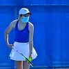 4/23/21 5:09:24 PM Hamilton College Men's and Women's Tennis Practice at the Tietje Family Tennis Center, Hamilton College, Clinton, NY<br /> <br /> Photo by Josh McKee
