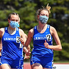 4/24/21 1:04:24 PM Track and Field:  Amherst College v Hamilton College at Pritchard Track, Hamilton College, Clinton, NY <br /> <br /> Photo by Josh McKee