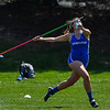 4/24/21 12:56:54 PM Track and Field:  Amherst College v Hamilton College at Pritchard Track, Hamilton College, Clinton, NY <br /> <br /> Photo by Josh McKee