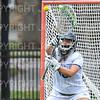 Hamilton College goalkeeper Kaitlin Reed (18)<br /> <br /> 4/11/21 2:45:01 PM Women's Lacrosse:  #10 Wesleyan University v Hamilton College at Steuben Field, Hamilton College, Clinton, NY<br /> <br /> #10 Wesleyan 9   Hamilton 17<br /> <br /> Photo by Josh McKee
