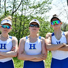 5/19/21 2:56:49 PM Hamilton College Rowing at the Rome Boathouse on the Erie Canal in Rome, NY<br /> <br /> Photo by Josh McKee