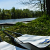 5/19/21 2:51:43 PM Hamilton College Rowing at the Rome Boathouse on the Erie Canal in Rome, NY<br /> <br /> Photo by Josh McKee