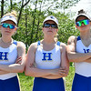 5/19/21 2:56:48 PM Hamilton College Rowing at the Rome Boathouse on the Erie Canal in Rome, NY<br /> <br /> Photo by Josh McKee