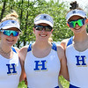 5/19/21 2:56:42 PM Hamilton College Rowing at the Rome Boathouse on the Erie Canal in Rome, NY<br /> <br /> Photo by Josh McKee