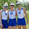 5/19/21 2:56:38 PM Hamilton College Rowing at the Rome Boathouse on the Erie Canal in Rome, NY<br /> <br /> Photo by Josh McKee