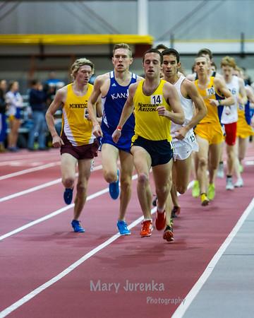 Iowa State University Classic-annual track meet 2014
