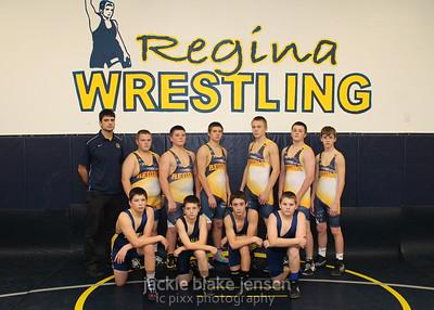 2012-2013 Regina JH Wrestling