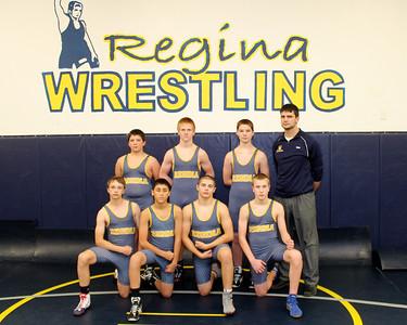 2013-2014 Regina Junior High Wrestling