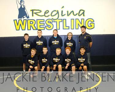 2015-2016 Regina JH Wrestling