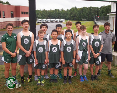 JV Cross-Country