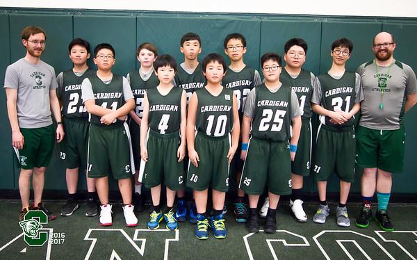 Reserve Basketball