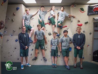 Varsity Rock Climbing