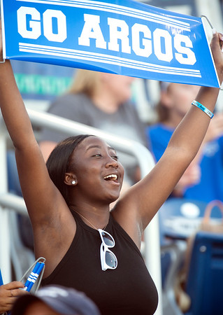 The University of West Florida football team took on Delta State Saturday, October 14, 2017 at Blue Wahoos Stadium.