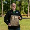 University of West Florida Football coach Pete Shinnick.