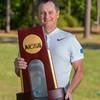 University of West Florida Golf coach Steve Fell.