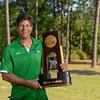 University of West Florida Tennis coach Derrick Racine.