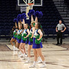 March 4, 2018: 2018 GSC Men's Basketball Championship - Championship Game - Delta State Statesmen vs West Florida Argonauts