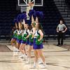 March 4, 2018: 2018 GSC Men's Basketball Championship - Championship Game - Delta State Statesmen vs West Florida Argonauts