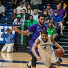 The University of West Florida men's basketball team downed Montevallo Tuesday, February 27, 2018 in the UWF Field House 83-74 to earn a spot in the GSC semifinals for the first time since 2013. UWF also honored members of the first UWF men's basketball team from the 1967-68 season.