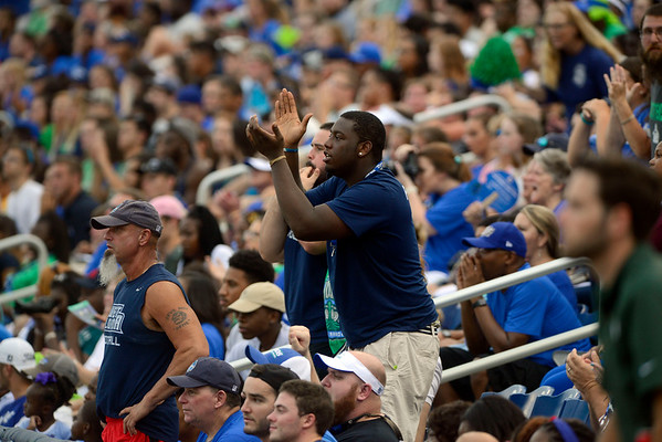 UWF First Home Football Game 8