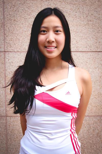 Senior Athlete Portraits
