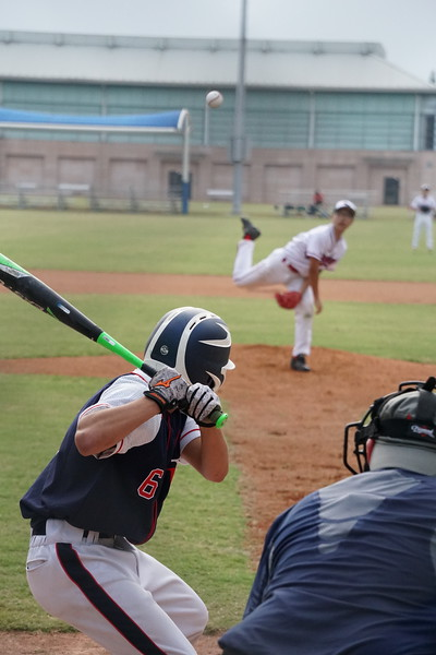 JV Baseball vs. Pudong