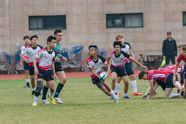 JV Boys Rugby
