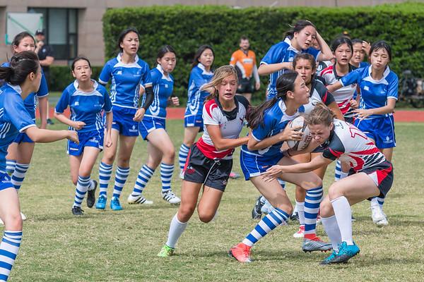 JV Girls Rugby